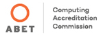 Logo del ABET-CAC: Accreditation Board for Engineering and Technology - Computing Accreditation Commission