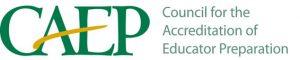 Logo del Council for the Accreditation of Educator Preparation
