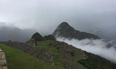 Foto del Machu Picchu