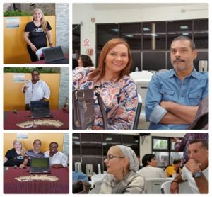 Professors in the open house 2015
