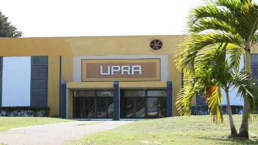 La Cancha de UPRA