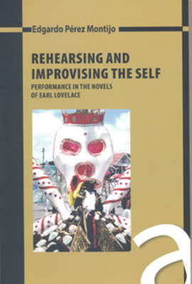 Cubierta del libro Rehearsing and Improvising the Self