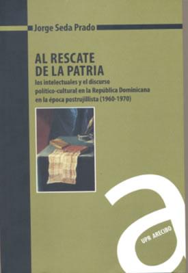 Cubierta del libro Al rescate de la Patria