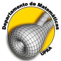 Sello del Departamento de Matemáticas del UPRA